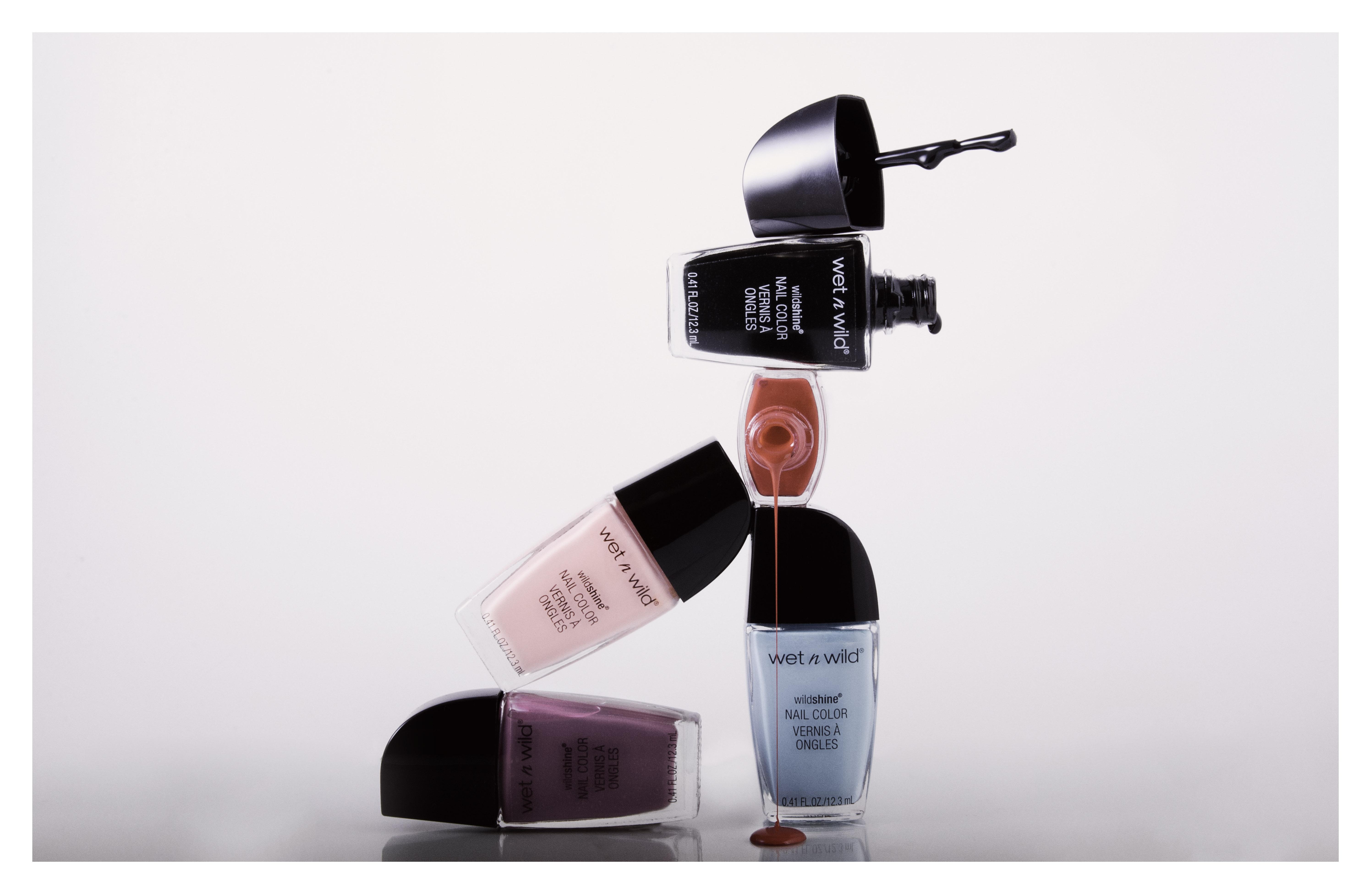 Nail polish Balancing